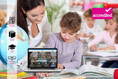 Harley Oxford - Online 120hr TEFL diploma - Save 96%
