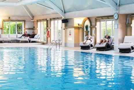 The Park Royal Hotel - Spa day with 3 treatments at stylish Warrington hotel - Save 0%