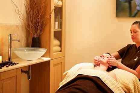 The Hampshire Court Hotel - Spa day with 3 treatments near Basingstoke - Save 0%