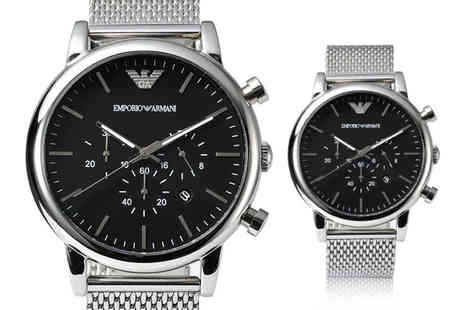 Ticara Watches - Emporio Armani AR1808 watch - Save 57%