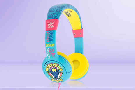 Dream Price Direct - Pair of WWE The New Day themed childrens headphones - Save 67%