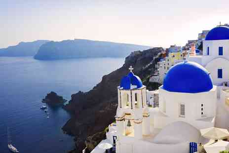 Cruise Nation - Greece & Croatia cruise with cabin upgrade & stay - Save 0%