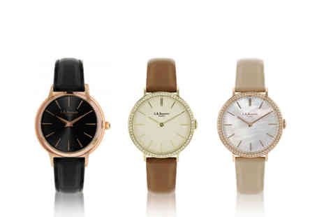 Brand Arena - An LK Bennett ladies watch choose from 14 styles - Save 83%