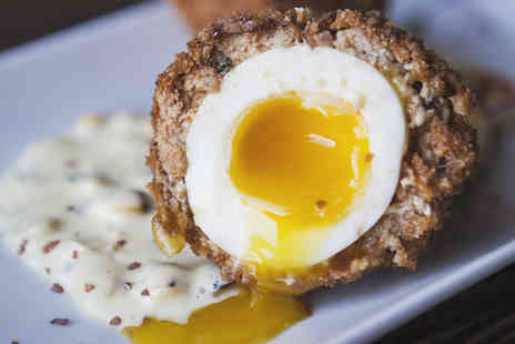 Top Notch Scotch Egg Company - Two hour Scotch egg making class for one or two - Save 76%