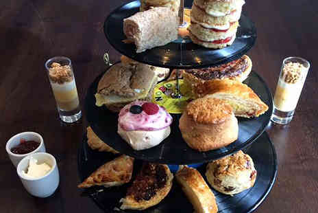 Courthouse Hotel - Jailhouse Rock Champagne Afternoon Tea for Two - Save 0%