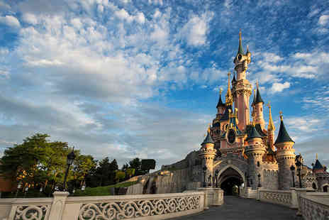 Super Escapes Travel - Two night Disneyland Paris getaway with return flights - Save 28%