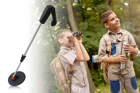 Who Needs Shops - Kids working metal detector - Save 73%