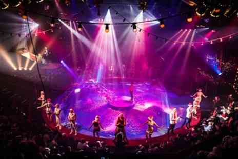 Hippodrome Circus - One Adult or Child to Christmas Spectacular on 8 December 2018 To 6 January 2019 - Save 40%