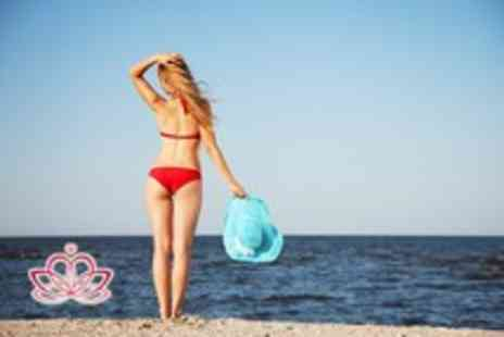 Vanity Nails and Beauty - summer waxing package including half leg, bikini and underarm wax - Save 57%