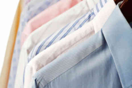 Arkwright Dry Cleaners - Dry Cleaning for Two Two-Piece Suits - Save 53%