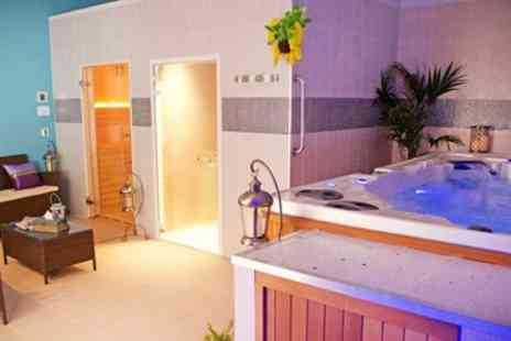 Grafton Spa and Wellness - Half day spa treat with massage for 2 - Save 62%
