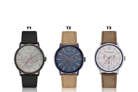 Brand Arena - Ted Baker mens watch - Save 77%