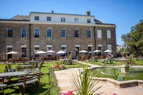 Stanmer House - Sunday Roast with Dessert, Glass of Prosecco and Tea or Coffee for One or Two - Save 38%