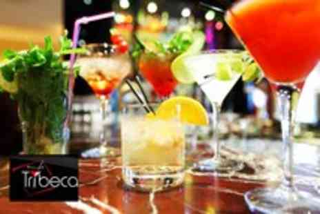 Tribeca Bar - Entry to Tribeca and 4 cocktails on a Friday or Saturday night - Save 66%