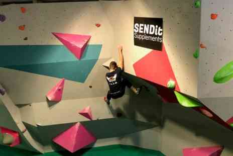 City Bloc - Six Week Climbing Course and Annual Membership for Child or Adult - Save 39%