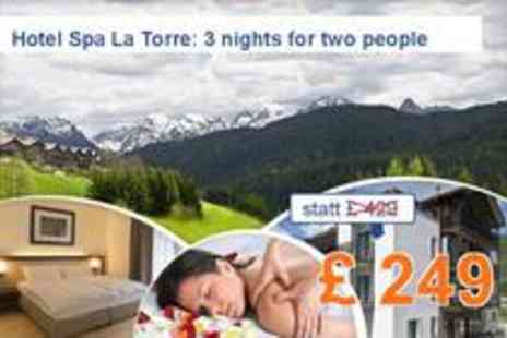 Hotel Spa La Torre - Between nature and comfort for 4 days for two In Italy - Save 42%