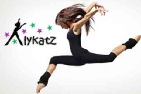 Alykatz Dance Centre - Fourteen Dance Classes Such as Street or Disco - Save 82%