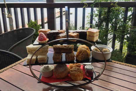 The Lodge & The Inn - Afternoon tea with Prosecco for two people or  include leisure access - Save 53%