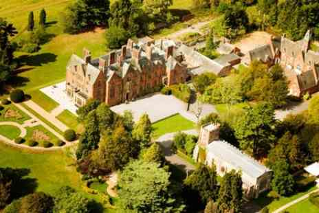 Wroxall Abbey Estate & Spa - One or Two Nights for Two with Breakfast, Dinner and Spa Access - Save 0%
