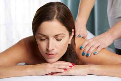 Aspire - 30 Minute Back Neck and Scalp Massage or 60 Minute Full Body Massage - Save 0%