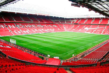 Virgin Experience Days - Manchester United Football Club Stadium Tour with Overnight Stay for Two - Save 0%