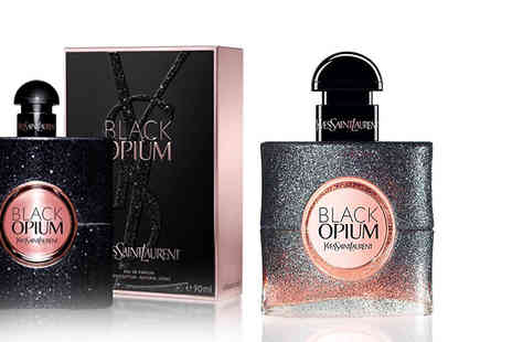 Fragrance and Cosmetics - Yves Saint Laurent Eau De Parfum Black Opium Or Floral Shock Spray 50 or 90ml - Save 18%