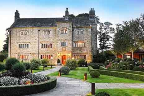 Stanley House - Lancashire getaway with dinner & wine - Save 37%