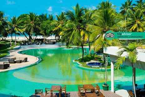 Tour Center - Five Star seven night all inclusive Sri Lanka beach getaway with flights - Save 33%