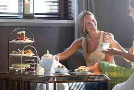 Stonehouse Court Hotel - Afternoon tea for 2 with magical views - Save 52%