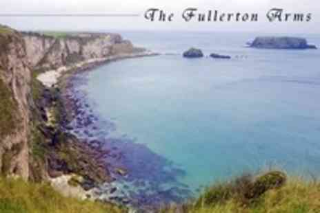 Fullerton Arms - In Causeway Coast Two Night Stay For Two With Breakfast - Save 51%