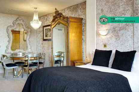 30 James Street - One or two night stay in a luxury room for two people with breakfast - Save 43%