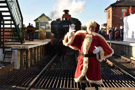 Epping Ongar Railway - Two tickets to a Santa Special visit to the Epping Ongar Railway - Save 31%