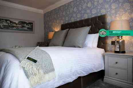 Nesbitt Arms Hotel - One or two night stay for two people with breakfast and late checkout - Save 34%