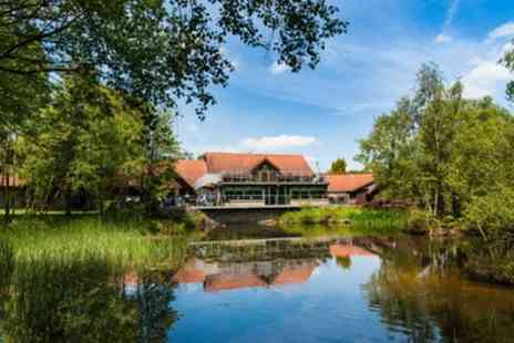 Chevin Country Park Hotel & Spa - One or Two Nights for 2 with Option for Breakfast, Dinner and Spa Treatment - Save 0%