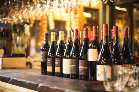Virgin Experience Days - Finest Wine Tasting with Veeno the Italian Wine Cafe for Two - Save 40%