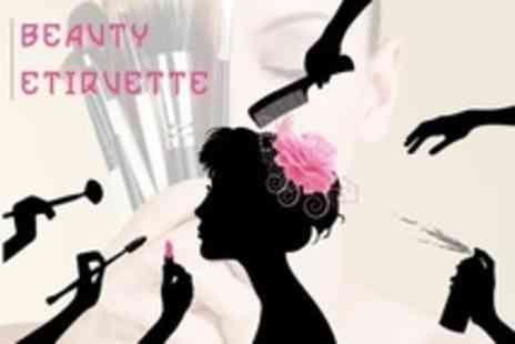 Beauty Etiquette - Intensive Five Day Accredited Beauty Course - Save 75%