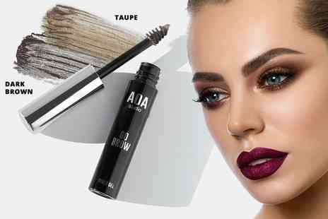 GetGorgeous - Go brow eyebrow mascara choose from two colours - Save 69%