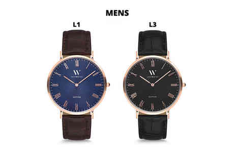 Brand Arena - A Love Watch choose from 15 mens and womens designs - Save 73%