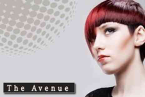 The Avenue - Cut and Finish With LANZA Conditioning Treatment - Save 69%