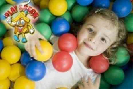 Play Shack Southampton - Family Indoor Play Centre Entry With Childrens Meals - Save 61%