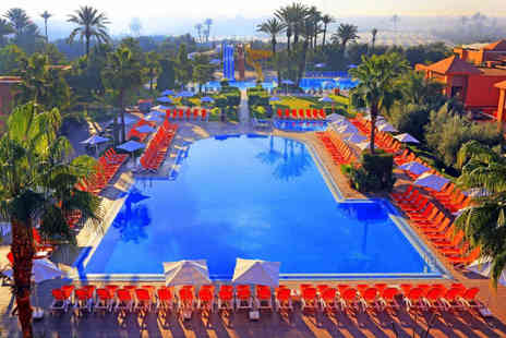 Bargain Late Holidays - Four or Seven night all inclusive 4 Star Marrakech break with spa treatments and return flights - Save 27%