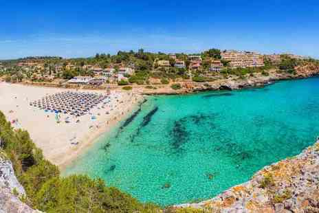Super Escapes Travel - Three night all inclusive Mallorca holiday with return flights - Save 47%