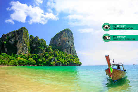 Super Escapes Travel - Seven night Phuket beach break with flights - Save 22%