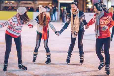 Bolton Winter Festival - Ice Skating Session for Child, Adult or Family - Save 38%