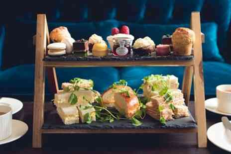 Bridge Street Townhouse - Afternoon tea & bubbly for 2 in Chester city centre - Save 48%