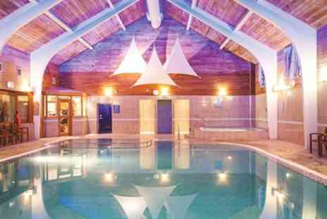 Shire Hotels - Spa day with massage or facial & 2 course lunch - Save 45%