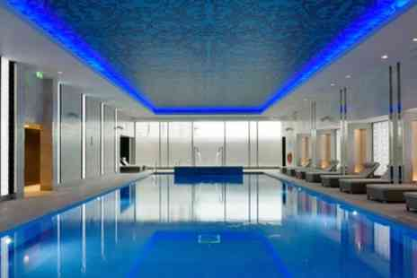 InterContinental London - Three Hour Spa Pass with Massage, Optional Facial and Glass of Fizz - Save 28%
