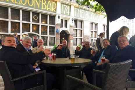 Insider London - London History of Drinking and Pubs Walking Tour - Save 0%
