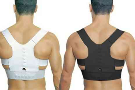 Groupon Goods Global GmbH - One, Two or Three Magnetic Posture Support Tops - Save 70%