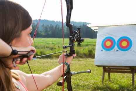 Heart of England Events - Two Hour Archery and Crossbow Experience for One, Two or Four - Save 81%